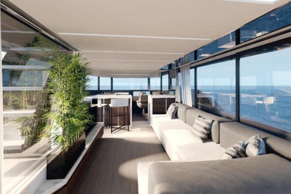 Explorer-Yacht-62-Mallorca-garden-saloon